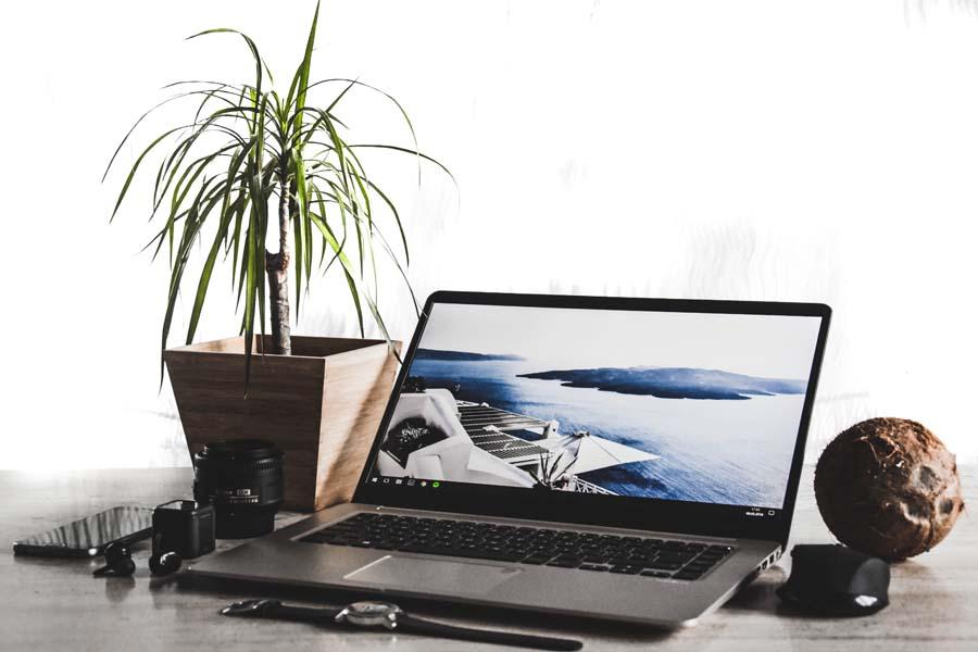ordinateur sous windows