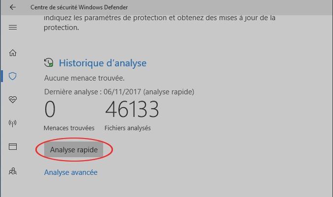 Securite Windows